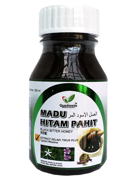 Stock Terbatas Madu Pahit Madu Manis 100 Asli madu hitam pahit makanan sihat