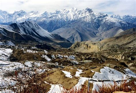 mustang tourism  nepal top places travel guide