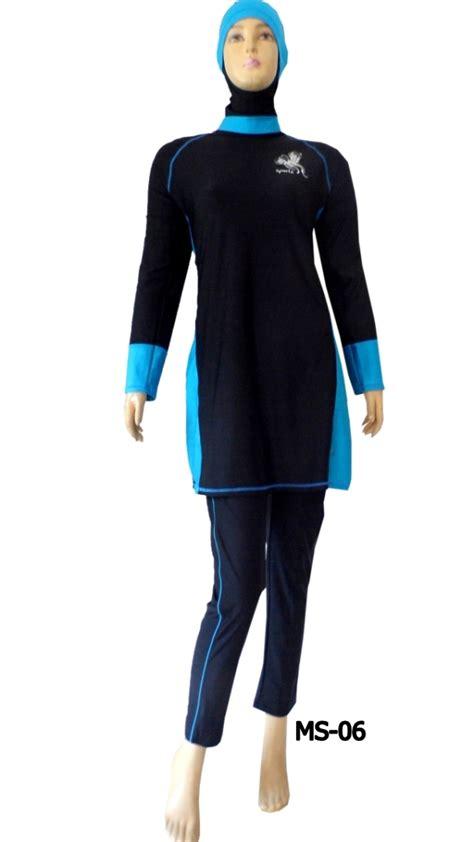Baju Renang Muslimah Standar Kode 253st Size Xxxl baju renang muslimah model premium ms 06 distributor dan