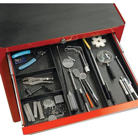 Tool Drawer Dividers by New Ernst Manufacturing Toolbox Drawer Dividers For