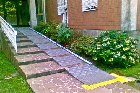 pedane mobili per disabili photogallery delle re componibili ireda excellent system