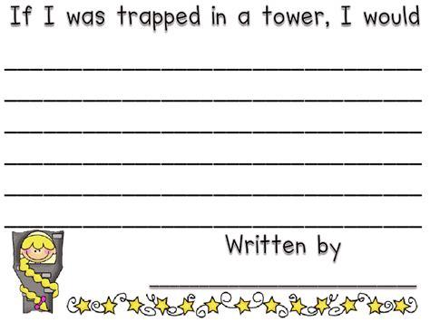 fairytale writing paper classroom freebies tales