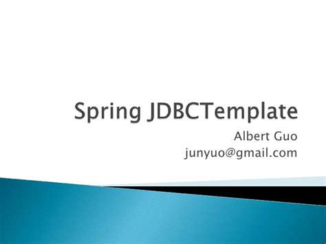spring jdbc template gallery templates design ideas