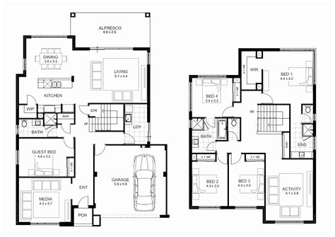 100 2 story townhouse floor plans houseplans biz house apartments 2 story townhouse plans storey house plans two