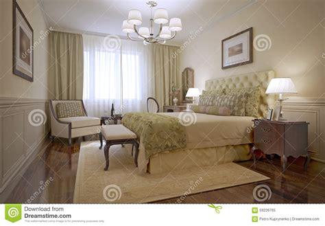 style de luxe de l anglais de chambre 224 coucher illustration stock image 59226765