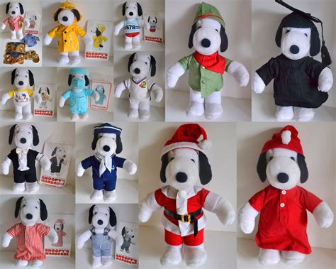 My Well Dressed Tech Toys 2 by Vintage Snoopy Clothes 11 1968 Stand Up By Vintageandsupply