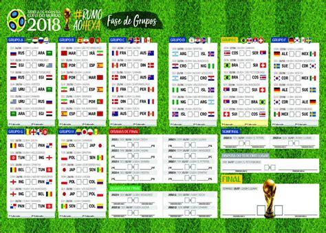tabela da copa do mundo 2018 r 35 00 em mercado livre
