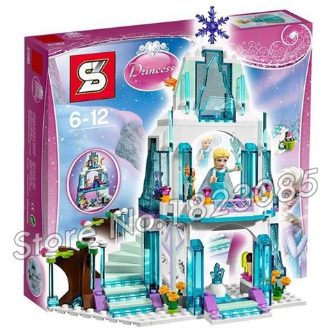 Lego Frozen Princess Elsa Sparkling Castle 314pcs Sy373 Bigbox bed sets reviews shopping bed sets