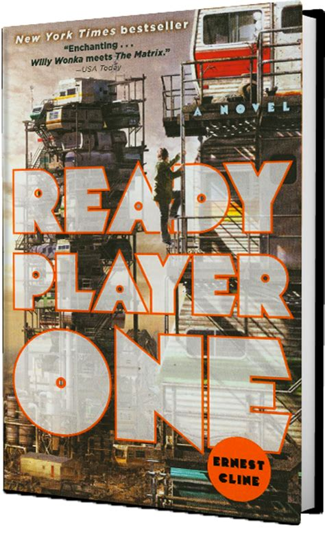 ready player one tie in a novel books ready player one