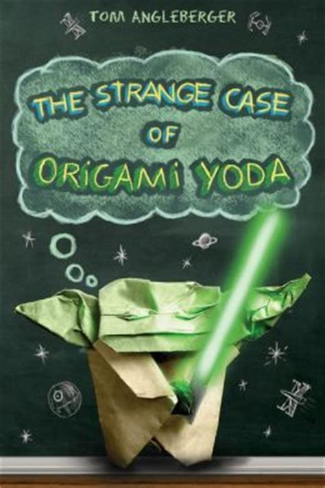 Strange Of Origami Yoda Series - server error