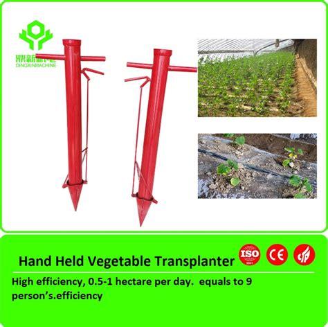 plantadores de hortalizas manual de la mano plantadores de semillas de la mano de