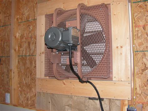 in wall exhaust fan for garage wall exhaust fan for garage installation iimajackrussell