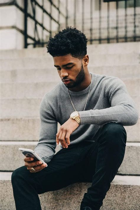 hot comb african american male hairstyles 78 best images about black male models on pinterest