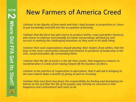 exploring the past of the new farmers of america nfa the merger