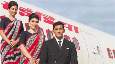cabin crew members thirty four air india cabin crew members grounded for