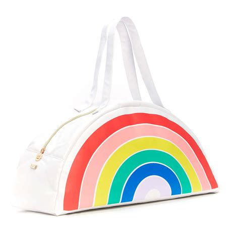 leo ban do chill cooler bag rainbow