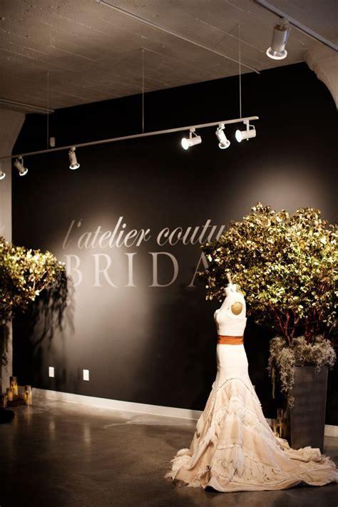 l'atelier couture bridal boutique   photo by photogen inc