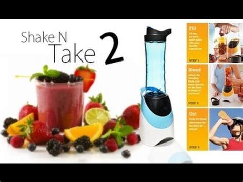 Blender Shake N Take 3 2 Gelas moredeal my improved shake n take mini blender 2 version 2