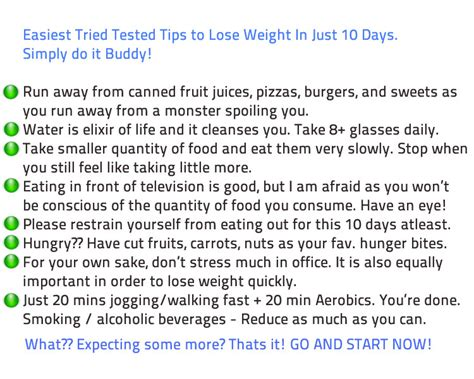 10 Weight Losers by Tips For Losing Weight Causes Symptoms Treatment Tips