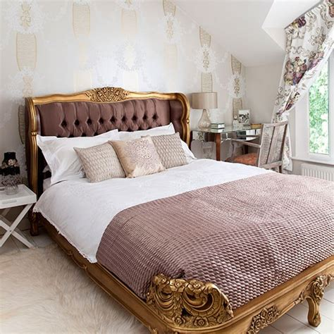 french style wallpaper bedroom gold and pink french style bedroom bedroom decorating