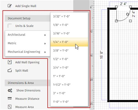 scale drawing program architecture software free app