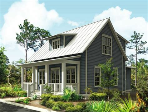 2 Story Cottage Plans by Southern Living Cottages Small Cottage House Plans One