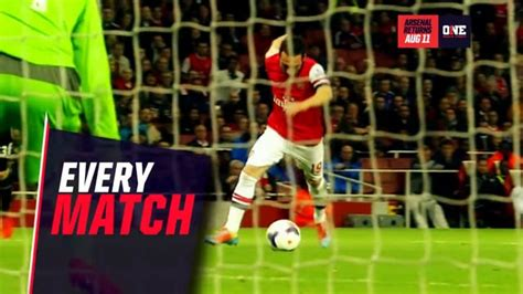 arsenal tv one world sports renews rights to arsenal tv with long