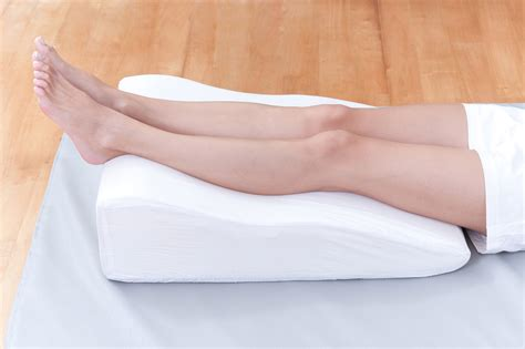 Pillow To Elevate Legs by Varicose Veins The Inside Story Hook