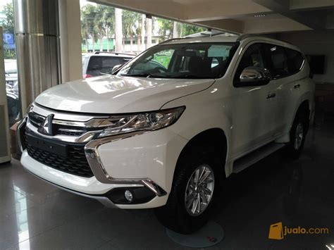 mobil all new pajero sport exceed 4x2 a t 2017 jakarta