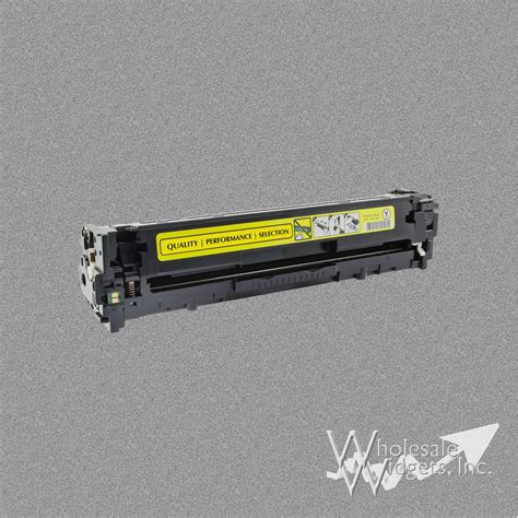 Hp Toner Compatible Ce230a Cp1525 compatible hp 128a yellow toner for use in laserjet cm1415