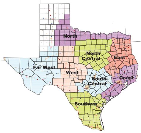 texas grid map ercot map images