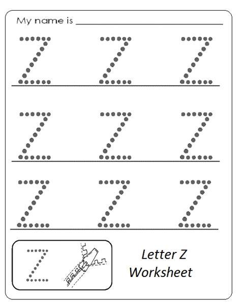 letter z worksheet uppercase letter z worksheet trace line preschool crafts
