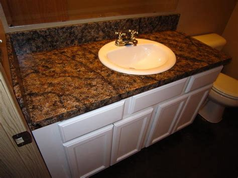 Faux Countertop Paint by Bloombety Faux Granite Countertops Vanity Attractive