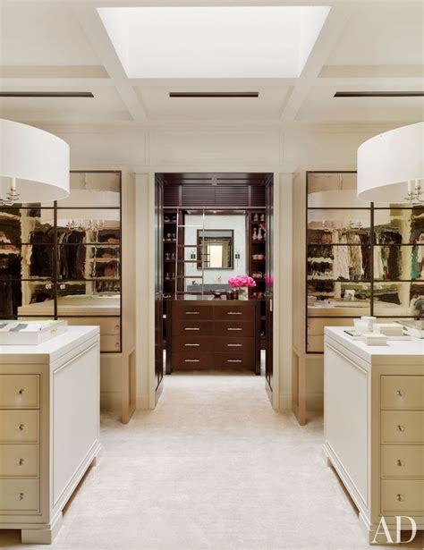 His And Hers Walk In Closet Designs by His Hers Dressing Room Closets Dressing Rooms