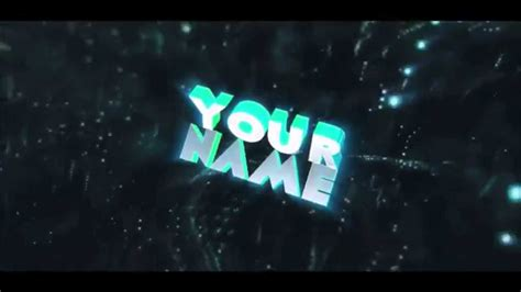 C4d Intro Templates free ae c4d intro template chill 3d text intro template