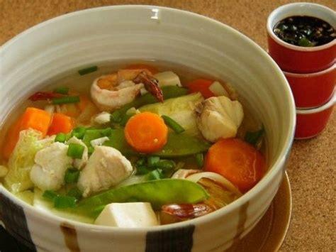cara membuat salad sayur yang murah resep dan cara membuat sayur sop daging ayam bening