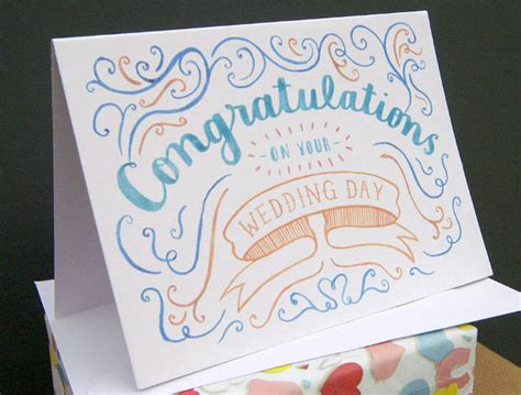 Handmade Wedding Congratulation Cards by Handmade Wedding Congratulations Cards Ideas Style