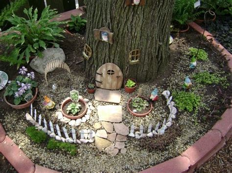 12 Best Fairy Gnome Village Ideas Images On Pinterest Gnome Garden Ideas