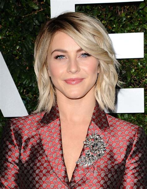 How To Get Julianne Houghs Bob | how to get julianne hough s textured wavy bob hairstyle