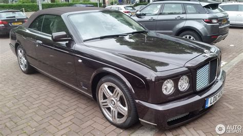 bentley azure 2016 bentley azure t 28 juni 2016 autogespot