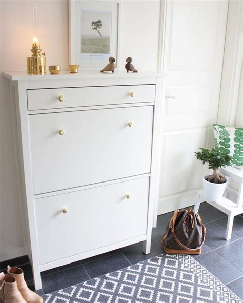 ikea entryway cabinet love this ikea shoe cabinet for a narrow entryway