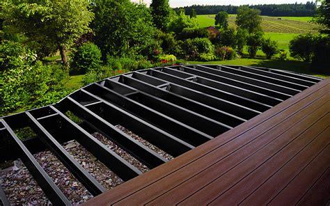 Elevations   Sous structure et charpente de terrasse en