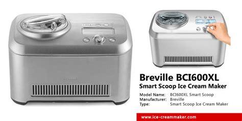 Breville Bci600 Maker breville bci600xl smart scoop maker review