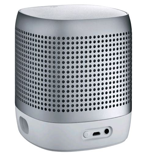 Speaker Hp Nokia nokia play 360 176 bluetooth speaker compatible with devices fitted with nfc grey uk expansys