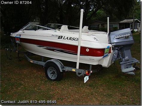 2000 larson travis edition se bow rider used boats for - Larson Travis Edition Boats