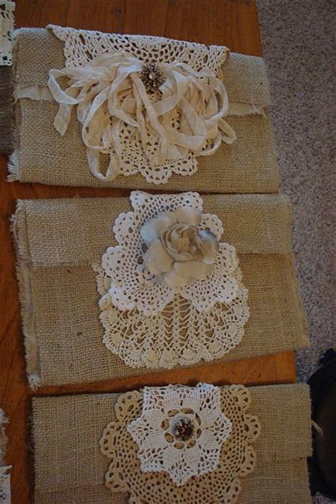 burlap crafts for 139 best images about burlap for home decor and gifts on