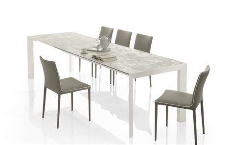 bontempi tavoli allungabili tavolo bontempi allungabile genio con piano in legno