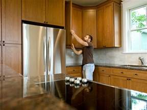 Installing Kitchen Cabinets Installing Kitchen Cabinets Pictures Options Tips Ideas Hgtv