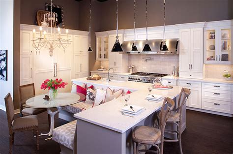 kitchens with banquettes kitchen islands as banquettes