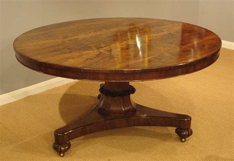 Antique Rosewood Breakfast Table Large Antique